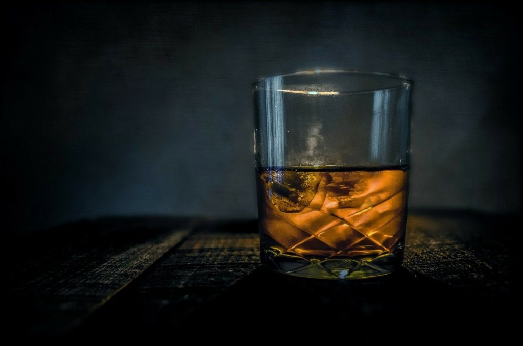whiskey, bar, alcohol
